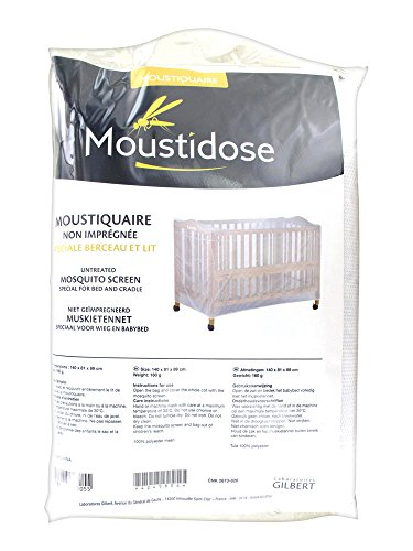Moustidose Mosquito Net Not Soaked Special Cradle and Babie's Bed