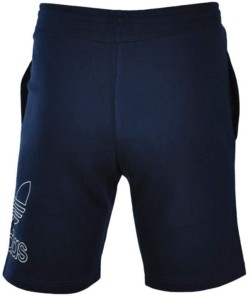 41db9ebf42eef Amazon.com: Adidas Outline Short Men's Originals Trefoil Sweat ...