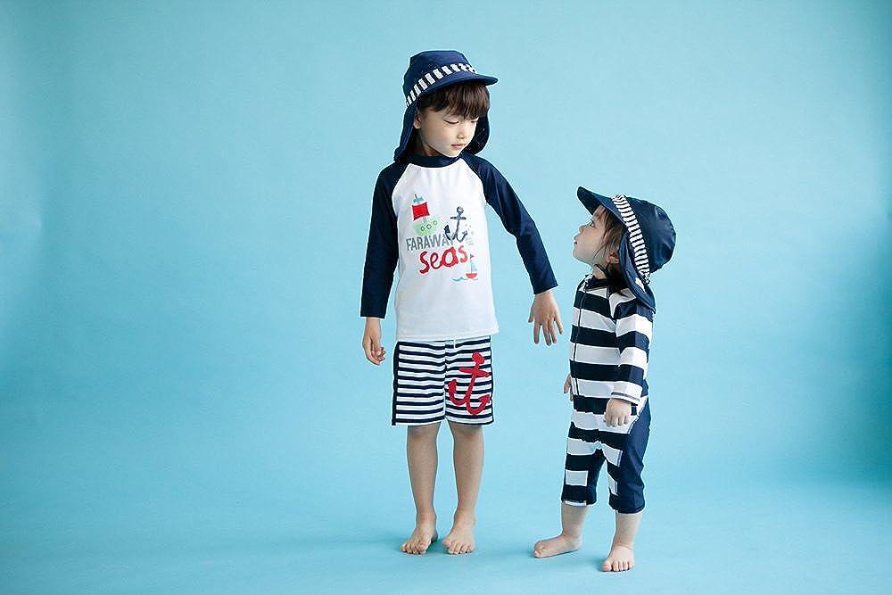 Vaenait Baby 2T-7T Infant Boys Rashguard swimsuit Faraway