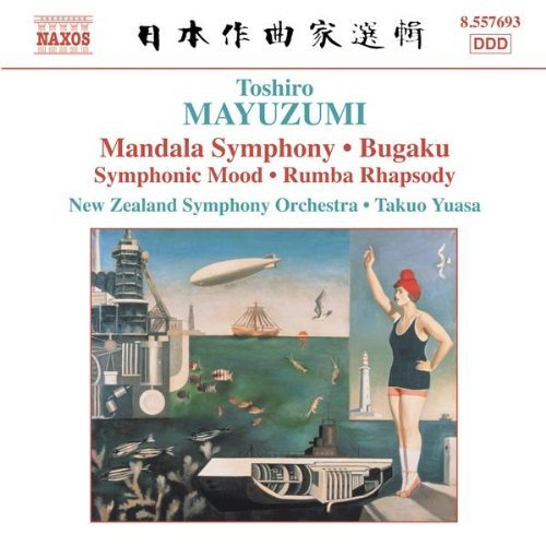 Mayuzumi - Orchestral Works by New Zealand Symphony Orchestra (2006-08-01) by