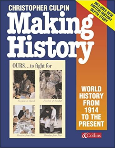 pdf christopher history culpin making book