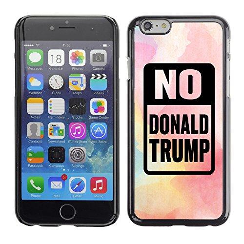 """Print Motif Coque de protection Case Cover // Q04150526 Stop Trump déborde de couleur // Apple iPhone 6 6S 6G 4.7"""""""