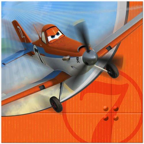 Disney Planes Large Napkins (16ct) (Dusty Crophopper Costume)