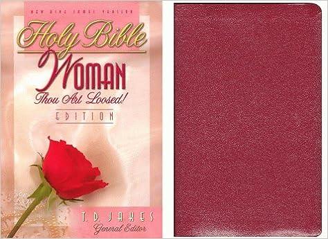 Woman thou art loosed bible woman thou art loosed 9780785206118 woman thou art loosed bible woman thou art loosed 9780785206118 amazon books fandeluxe Images