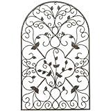 """Gardman 8400 Spanish Arch Wall Art, Antique Rust, 30.23"""" Long x 19.11"""" Wide"""