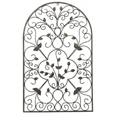 Gardman 8400 Spanish Arch Wall Art Antique Rust 3023quot Long X 1911quot