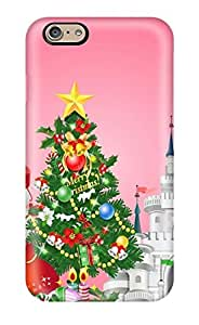 High Quality Shock Absorbing Case For Iphone 6-holiday Christmas by icecream design