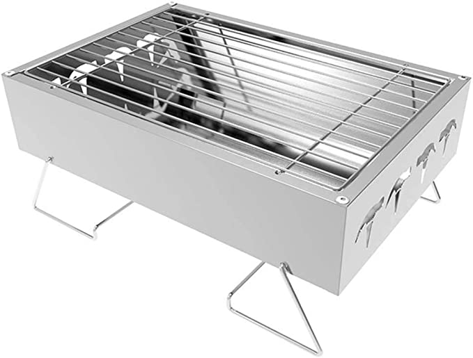 Frenterprises Big K Disposable Instant BBQ Barbecue FSC Certified | New Large Sized Instant Barbecue Camping Ready To Use | Etc Home Caravan Picnics Ideal For Garden