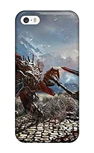 Awesome Design Lords Of The Fallen Hard Case Cover For iphone 5c(3D PC Soft Case)