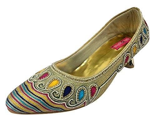 Step n Style - Sandalias de vestir para mujer multicolor multicolor