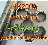 Fevas Lot of 10pcs HK Drawn Cup Type Needle