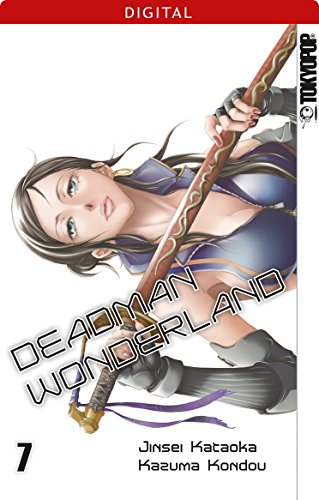 Deadman Wonderland 07: Kapitel 27-31 (German Edition)