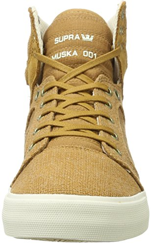 Yellow Homme bone Swiss Tan K Basses Skytop wvfHOx1