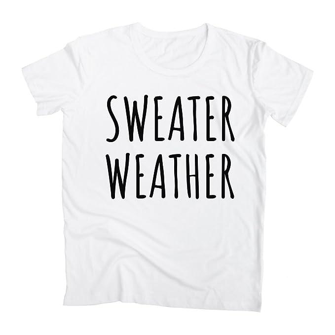 Pun Para Hombre Graphke Xx Camiseta LargeAmazon es Weather Sweater doeWrBCx