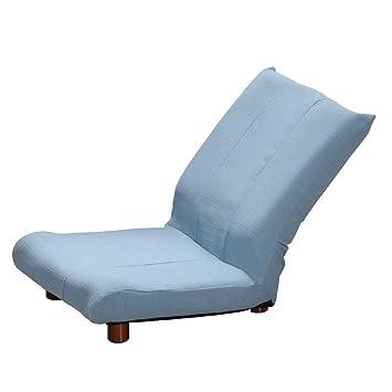 MEIDUO Durable Selles Petit Canape Unique Chaise Paresseux De Lecture Pliable Appartement