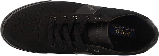Zapatillas Polo Ralph Lauren Hanford-ne Negro - Color - Negro ...