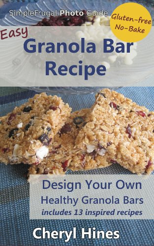 Easy Granola Bar Recipe (SimpleFrugal Photo Guides)