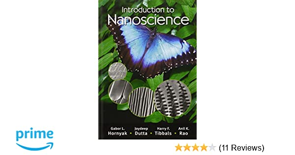 Introduction to Nanoscience: Gabor L. Hornyak, Joydeep Dutta