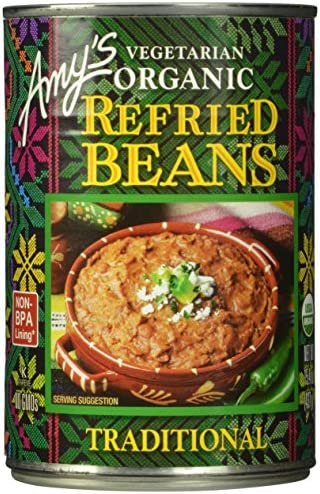 Amys Bean Refried Tradtnl Gf