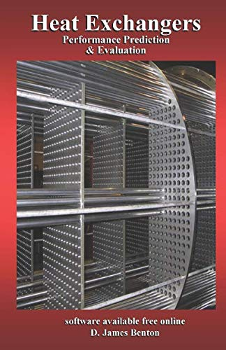 Heat Exchangers: Performance Prediction & Evaluation