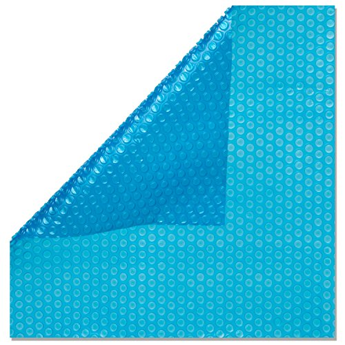 8 Mil Swimming Pool Solar Blanket Cover 20 x 40 ft. Rectangle by In The Swim