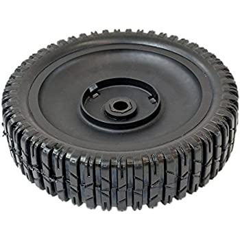 oregon 72 014 replacement front drive wheels 2 pack lawn mower wheels garden. Black Bedroom Furniture Sets. Home Design Ideas