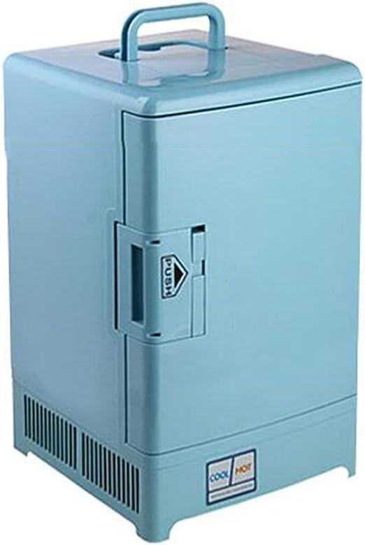 YI HOME- 15L Refrigerador del Coche Mini Hogar Portátil Pequeño ...