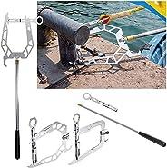 The Telescoping Easy Long-Distance Threader - The Boat Hook,Windrider Telescoping Boat Hook,Multi-Purpose Dock