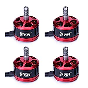 Hobby-Ace 4pcs DYS SE2008 2550KV Brushless Motor 2CW 2CCW for FPV Racing Drone