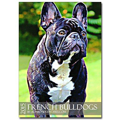 english bulldog 2015 calendar - 2