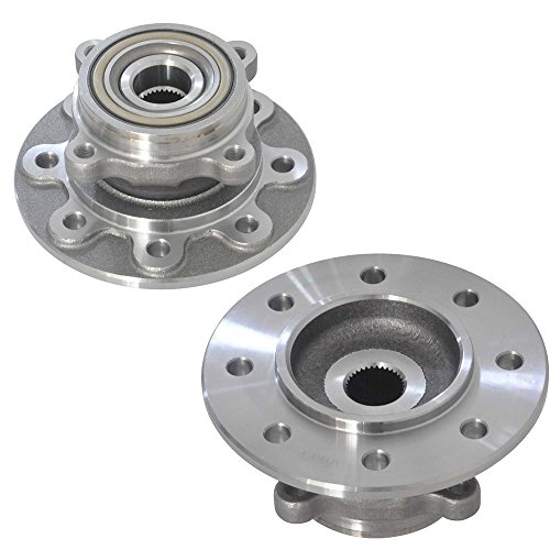 dodge 2500 front wheel bearings - 8