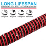 TYUMEN 40FT 18 Gauge 2pin 2 Color Red Black Cable