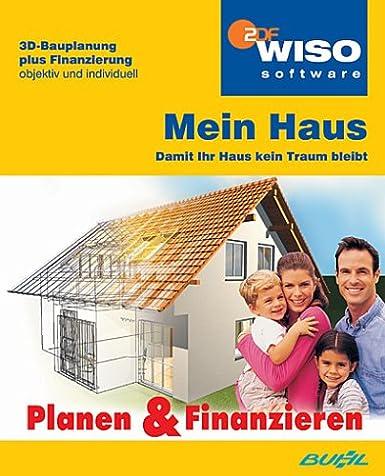 Hausbau Software wiso mein haus planen finanzieren günter d alt amazon de software