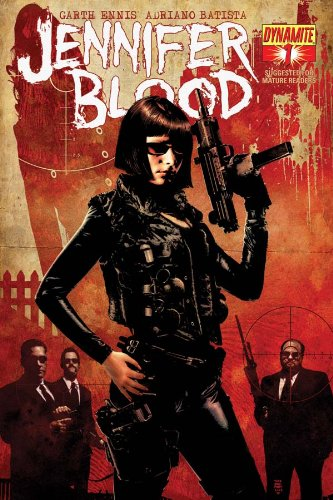 Download Jennifer Blood #1 PDF