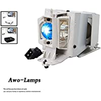 AWO SP.8VH01GC01 BL-FP190E BL-FP190D Premium Projector Lamp Bulb with Housing For OPTOMA HD141X EH200St GT1080 HD26 S316 X316 W316 DX346 BR323 BR326 DH1009