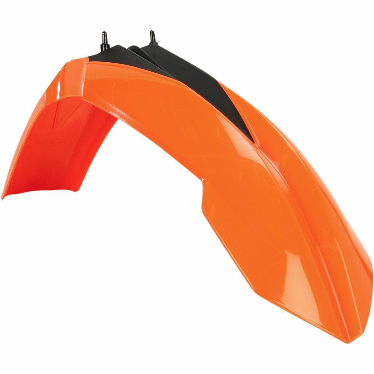 'Acerbis guardabarros delantero –  naranja 0016886.010