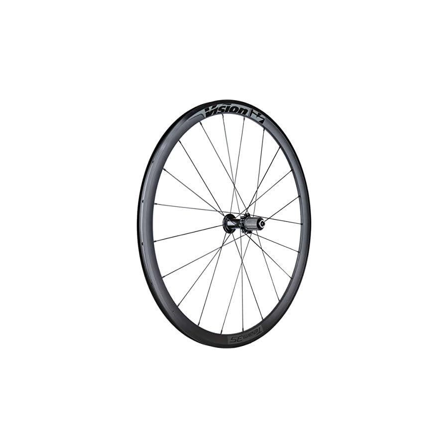 FSA Vision Team 35 Clincher Bicycle Wheel Set 710 0033191050