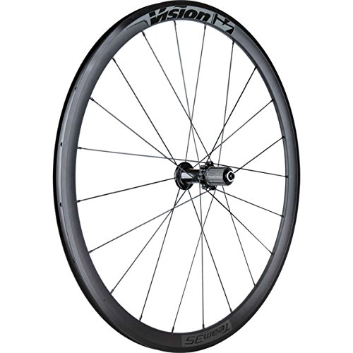 FSA Vision Team 35 Clincher Bicycle Wheel Set 710 0033191050