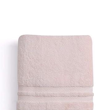SYXLTSH Toalla Adulto algodón Conjunto Absorbente Pareja Hotel Suave Conjunto de 3, Rosa: Amazon.es: Hogar