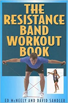 Book Resistance Band Workout Book