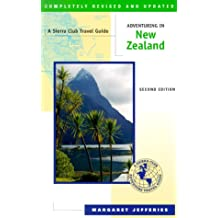 Adventuring in New Zealand: Second Edition