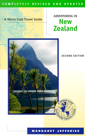 Adventuring in New Zealand, Second Edition