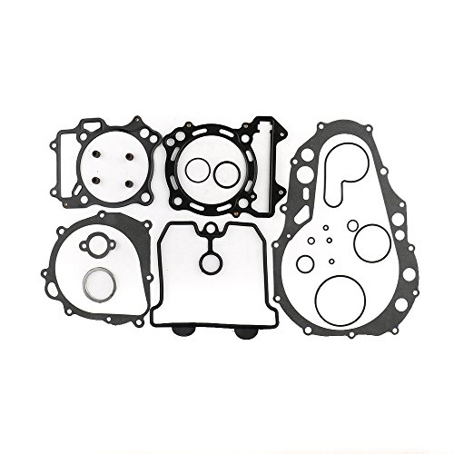Complete Engine Gaskets Kit For Arctic Cat DVX400 Kawasaki KFX400 Suzuki LTZ400 ()