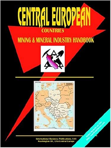 Book Central European Countreis Mining and Mineral Industry Handbook