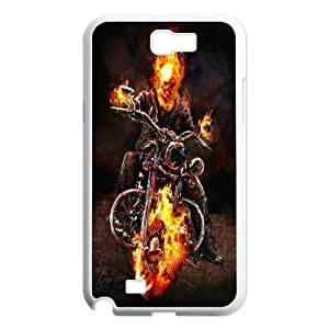 Personalized Creative Ghost Rider For Samsung Galaxy Note 2 N7100 LOSQ332476