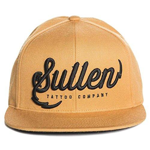Sullen Clothing - Gorra de béisbol - para hombre amarillo amarillo Talla única