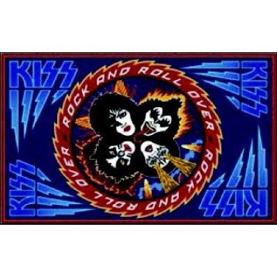 Kiss - Rock & Roll Over Tapestry