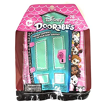 Disney Doorables 69440 S1 Mini Peek Pack, Multicolour: Toys & Games
