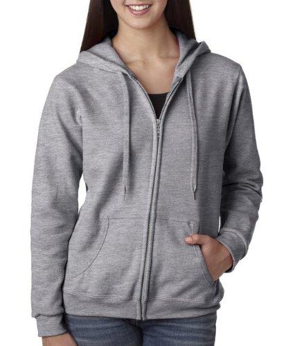 Ladies Full Zip Hoody - 3