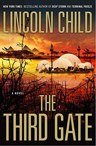 The Third Gate: A Novel (Jeremy Logan Series Book 3) (Lincoln Rd)